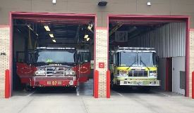 Johnston Grimes Metropolitan Fire Department Apparatus Changes